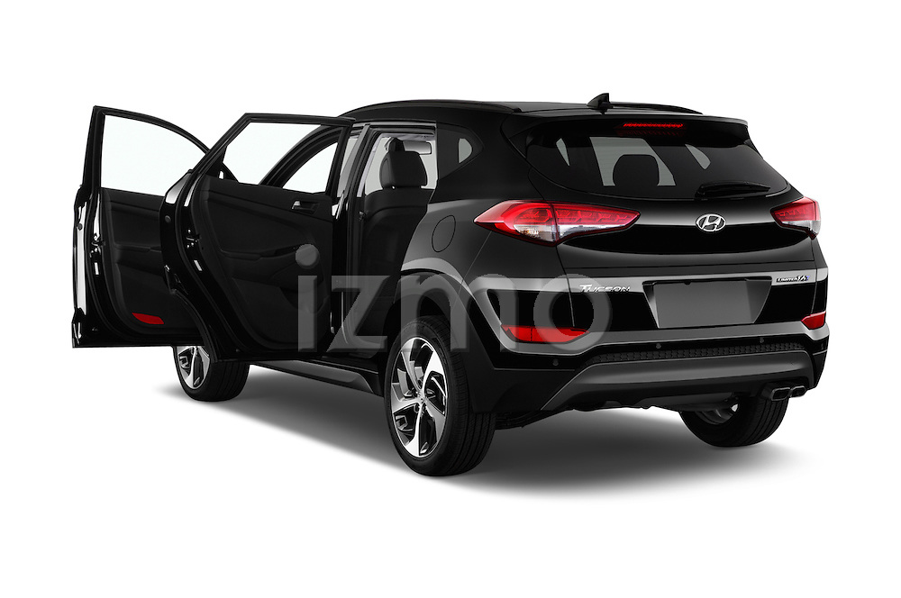 Car images of 2016 Hyundai Tucson Limited 5 Door Suv Doors