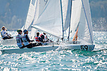 Bow n: 59, Skipper: Xaver Söllner, Crew: Bernhard Schaefer, Sail n: GER 8407