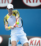 Andy Murray (GBR) Defeats Joao Sousa (POR) 6-2, 6-2, 6-4