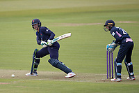 Keaton Jennings of Lancashire CCC reverse sweeps for four during Middlesex vs Lancashire, Royal London One-Day Cup Cricket at Lord's Cricket Ground on 10th May 2019