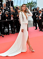 Iris Mittenaere at the gala screening for &quot;Sorry Angel&quot; at the 71st Festival de Cannes, Cannes, France 10 May 2018<br /> Picture: Paul Smith/Featureflash/SilverHub 0208 004 5359 sales@silverhubmedia.com