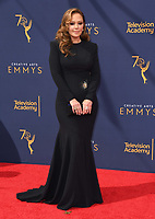 09 September 2018 - Los Angeles, California - Leah Remini. 2018 Creative Arts Emmy Awards - Arrivals held at Microsoft Theater. <br /> CAP/ADM/BT<br /> &copy;BT/ADM/Capital Pictures