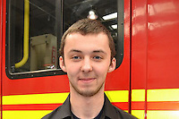 2017 02 22 Firefighter Trystan Roberts inquest, north Wales, UK