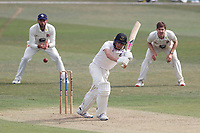 George Garton bats for Sussex during Kent CCC vs Sussex CCC, Bob Willis Trophy Cricket at The Spitfire Ground on 8th August 2020