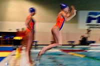 Tuffo Olanda <br /> Trieste 15/01/2019 Centro Federale B. Bianchi <br /> Women's FINA Europa Cup 2019 water polo<br /> Italy ITA - Nederland NED <br /> Foto Andrea Staccioli/Deepbluemedia/Insidefoto