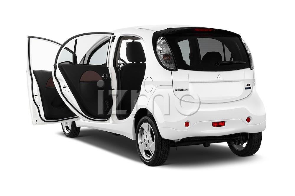 Car images of 2016 Mitsubishi iMiEV 5 Door Micro Car Doors