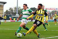 Yeovil Town vs Dagenham & Redbridge 10-10-15