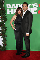 WESTWOOD, CA - NOVEMBER 5: Linda Cardellini and Steve Rodriguez at the premiere of Daddy's Home 2 at the Regency Village Theater in Westwood, California on November 5, 2017. <br /> CAP/MPI/FS<br /> &copy;FS/MPI/Capital Pictures