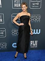 12 January 2020 - Santa Monica, California - Renee Zellweger. 25th Annual Critici's Choice Awards held at Barker Hangar. Photo Credit: Birdie Thompson/AdMedia