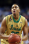 13 March 2015: Notre Dame's Bonzie Colson. The Notre Dame Fighting Irish played the Duke University Blue Devils in an NCAA Division I Men's basketball game at the Greensboro Coliseum in Greensboro, North Carolina in the ACC Men's Basketball Tournament semifinal game. Notre Dame won the game 74-64.
