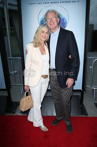 """HOLLYWOOD, CA - JULY 25: Rachelle Carson, Ed Begley Jr., At Screening Of Paramount Pictures' """"An Inconvenient Sequel: Truth To Power"""" At ArcLight Hollywood In California on July 25, 2017. Credit: FS/MediaPunch"""