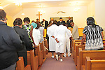 8/15/11} Vicksburg} -- Jesus had to walk on water to get to church today in the Kings Community of Vicksburg Mississippi Sunday May 15,2011. The mighty Mississippi River threatens to flood CoolSprings Church in the Kings Community, most of the congregations homes are flooded, but many showed up early Sunday May 15, 2011 for church services. PHOTO©SUZI ALTMAN.COM.Photo by Suzi Altman.