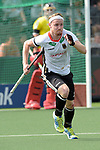 NED - Amsterdam, Netherlands, August 20: During the men Pool B group match between Germany (white) and Ireland (green) at the Rabo EuroHockey Championships 2017 August 20, 2017 at Wagener Stadium in Amsterdam, Netherlands. Final score 1-1. (Photo by Dirk Markgraf / www.265-images.com) *** Local caption *** Christopher Ruehr #17 of Germany