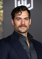 LOS ANGELES, CA - NOVEMBER 13: Henry Cavill, at the Justice League film Premiere on November 13, 2017 at the Dolby Theatre in Los Angeles, California. <br /> CAP/MPI/FS<br /> &copy;FS/MPI/Capital Pictures