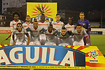 Envigado venció como local 2-0 a Cortuluá. Fecha 18 Liga Águila II-2017.