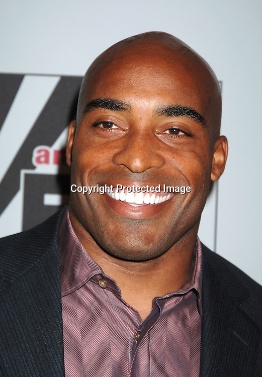 Tiki Barber..at The Fox News Channel's 10th Anniversary Party hosted ..by Roger Ailes and Rupert Murdoch on October 4, 2006..at 48th and 6th Avenue in New York City. ..Robin Platzer, Twin Images