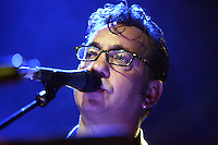 "Richard Hawley performing  at Madrid  during the presentation of his album ""Standing at the Sky's Edge"""
