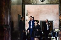 RIO DE JANEIRO, RJ, 30.08.2018 - INTERVENCAO-RJ -  Marcelo Crivela prefeito do Rio de Janeiro durante a reunião de acompanhamento dos resultados da intervenção federal no Rio de Janeiro, que aconteceu Comando Militar do Leste (CML), Centro do Rio de Janeiro nesta quinta-feira, 30. (Foto: vanessa Ataliba/Brazil Photo Press)