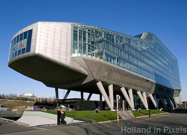 Ing Kantoor Amsterdam : Ing kantoor bij de zuidas van amsterdam holland in pixels