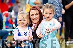 Aoife, Lorraine and Shauna McElligott, Kilflynn, enjoying the Kilflynn Enchanted Fairy Festival on Sunday afternoon last.