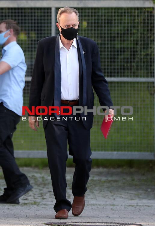 Aito Garcia Reneses , Trainer head coach von Alba Berlin  <br /> Basketball, nph0001 1.Bundesliga BBL-Finalturnier 2020.<br /> Halbfinale Spiel 2 am 24.06.2020.<br /> <br /> Alba Berlin vs EWE Baskets Oldenburg <br /> Audi Dome<br /> <br /> Foto: Christina Pahnke / sampics  / POOL / nordphoto<br /> <br /> National and international News-Agencies OUT - Editorial Use ONLY