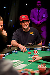Eric Baldwin doubles through Michael Mizrachi