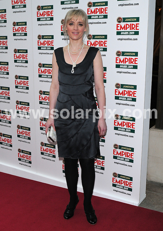 **ALL ROUND PICTURES FROM SOLARPIX.COM**.**WORLDWIDE SYNDICATION RIGHTS**.arrivals for The Empire Film Awards, Grosvenor House Hotel, London, UK. 29 March 2009..This pic: Anne Marie Duff..JOB REF:  8740 SSD     DATE: 29_03_2009.**MUST CREDIT SOLARPIX.COM OR DOUBLE FEE WILL BE CHARGED**.**ONLINE USAGE FEE GBP 50.00 PER PICTURE - NOTIFICATION OF USAGE TO PHOTO @ SOLARPIX.COM**.**CALL SOLARPIX : +34 952 811 768 or LOW RATE FROM UK 0844 617 7637**