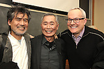 David Henry Hwang and George Takei talk about Allegiance  at Columbia U. 12/7/15