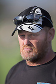 Weymouth Coach Colin Mayer. Counties Manukau Premier Club Rugby game between Ardmore Marist and Weymouth, played at Bruce Pulman Park on May 14th 2016. Ardmore Marist won the game 43 - 7 after leading 17 - 0 at halftime. Photo by Richard Spranger.