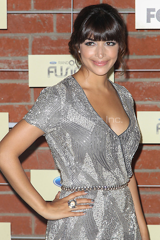 Hannah Simone in attendance at the 2012 FOX  Fall Eco-Casino Party held at The Bookbindery in Culver City, CA. September 10, 2012. © Sherman/Starlite / Mediapunchinc