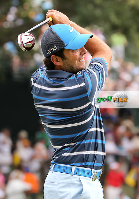 07 AUG 13 Francisco Molinari during Wednesdays Practice at The 95th PGA Championship at The Oakhill Country Club in Rochester, New York.  (photo:  kenneth e.dennis / kendennisphoto.com)