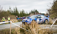 Circuit of Kerry || Stages Rally || Sun 3rd April Photo: © Brian Carlin
