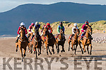 Racing on Rossbeigh Beach on Sunday