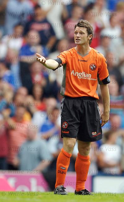 Steven Robb, Dundee Utd.stock season 2006-2007.pic willie vass