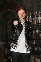 Connor Maynard as Harry Potter studio tour opens the new Dark Arts fixture, Watford. 14/10/2014 Picture by: James Smith / Featureflash
