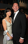 """Chiars Josiane and Conrad Goerl at the Houston Museum of Natural Science's """"Slither to the Sound: A Prehistoric Party"""" Saturday March 02, 2013.(Dave Rossman/ For the Chronicle)"""