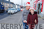 Patricia and Corey Smith from Abbeyfeale