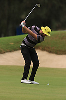 Damien Perrier (FRA) on the 11th during Round 2 of the Australian PGA Championship at  RACV Royal Pines Resort, Gold Coast, Queensland, Australia. 20/12/2019.<br /> Picture Thos Caffrey / Golffile.ie<br /> <br /> All photo usage must carry mandatory copyright credit (© Golffile | Thos Caffrey)