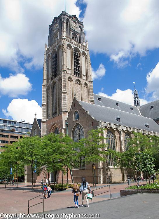 Saint Laurenskerk church, Rotterdam, Netherlands