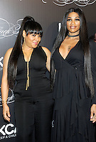 NEW YORK, NY - OCTOBER 19: Cheryl 'Salt' James and Sandra 'Pepa' Denton attend Keep A Child Alive's Black Ball 2016 at Hammerstein Ballroom on October 19, 2016 in New York City. Photo by John Palmer/MediaPunch