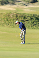 Jimmy Mullen (ENG) on the 7th fairway at Kingsbarns during Round 1 of the 2015 Alfred Dunhill Links Championship at the Old Course St. Andrews in Scotland on 1/10/15.<br /> Picture: Thos Caffrey | Golffile