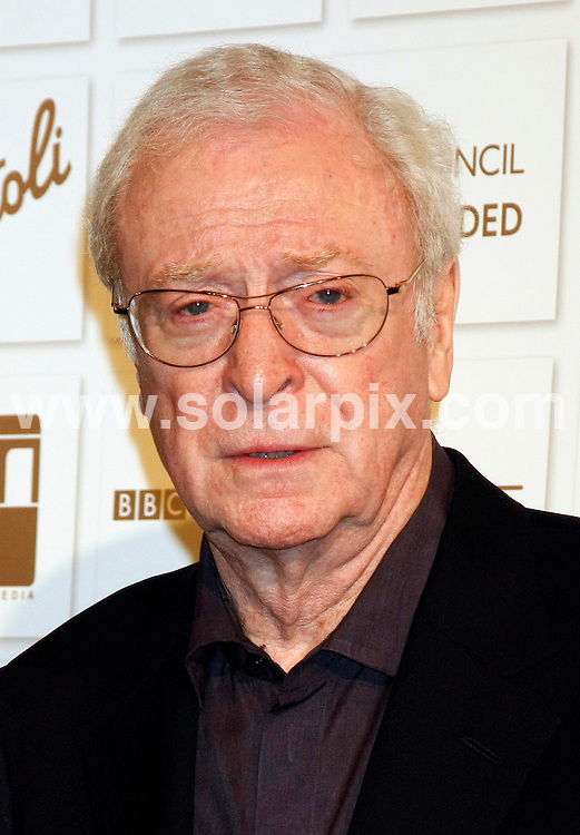 **ALL ROUND PICTURES FROM SOLARPIX.COM**.**WORLDWIDE SYNDICATION RIGHTS**.The Independent Film Awards at The Brewery in Chiswell Street, London.This pic:   Sir Michael Cane.JOB REF:   10350   LNJ     DATE:  06.12.09.**MUST CREDIT SOLARPIX.COM OR DOUBLE FEE WILL BE CHARGED**.**MUST NOTIFY SOLARPIX OF ONLINE USAGE**.**CALL US ON: +34 952 811 768 or LOW RATE FROM UK 0844 617 7637**