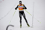 HOLMENKOLLEN, OSLO, NORWAY - March 16: Dario Cologna of Switzerland (SUI) finishes 19th place at the Men 50 km mass start, free technique, at the FIS Cross Country World Cup on March 16, 2013 in Oslo, Norway. (Photo by Dirk Markgraf)