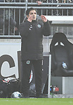 30.11.2019,  GER; 2. FBL, FC St. Pauli vs Hannover 96 ,DFL REGULATIONS PROHIBIT ANY USE OF PHOTOGRAPHS AS IMAGE SEQUENCES AND/OR QUASI-VIDEO, im Bild Trainer Kenan Kocak (Hannover) Foto © nordphoto / Witke *** Local Caption ***