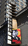 'An Enemy Of The People' (Theatre Marquee)  starring Boyd Gaines & Richard Thomas at the Samuel J. Friedman Theatre  in New York, NY on September 14, 2012.