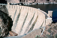 ROOSEVELT DAM<br /> Controls Salt River Flooding Near Superstition mountains &amp; Phoenix, AZ. The dam has hydrogeneration capacity of 36,000 kW.