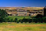 Maryhill Museum overlooking the Columbia River in eastern Washington Maryhill State Park USA