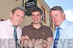 John Moloney and Pat McCarthy with Eamonn Fitzmaurice.    Copyright Kerry's Eye 2008