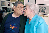 Be my Valentine: Fred and Virginia Smith of Troy have been married for 50 years and still share many things in common including their love and affection for one another.
