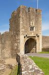 Farleigh Hungerford castle, Somerset, England, UK
